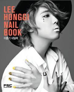 lee hongki nail book