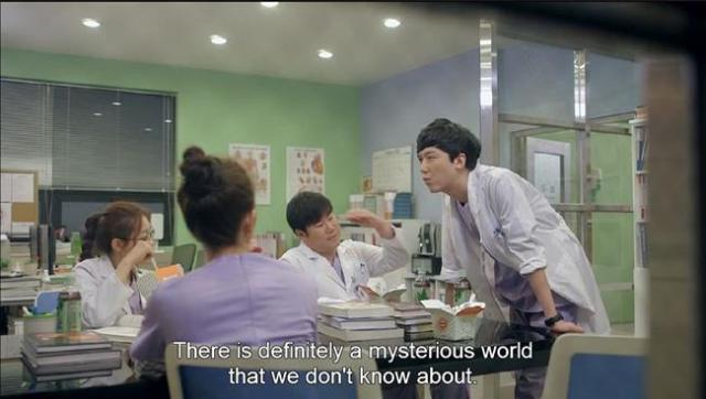 Im Yong Kyu - There is definitely a mysterious world that we don't know about