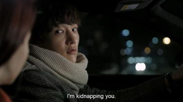 Oh Chang MIn - I'm kidnapping you