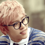daehyun with glasses