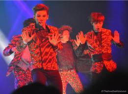 Ken, Hyuk, Leo, Hongbin 1