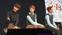 N, Leo, Hyuk