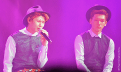 Leo and Hyuk 1