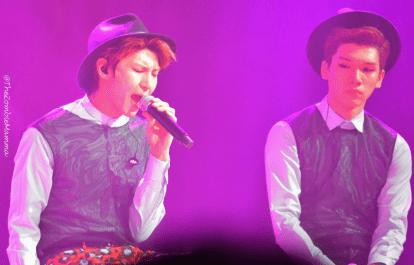 Leo and Hyuk 2