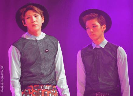 Leo and Hyuk 7