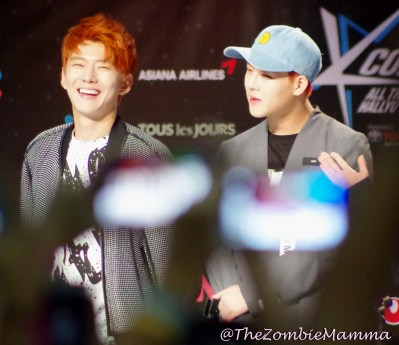 Kihyun and Jooheon 1