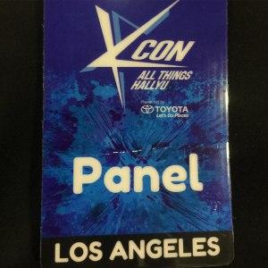 panel badge