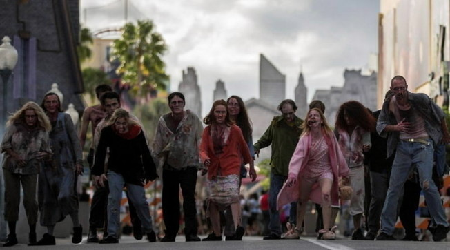 Halloween Horror Nights Will Once Again Have 'The Walking Dead'