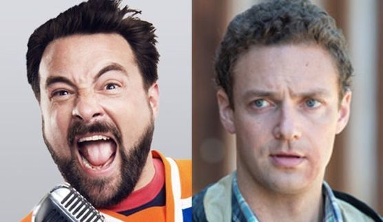 Kevin Smith, Ross Marquand & Mystery Guest on Talking Dead