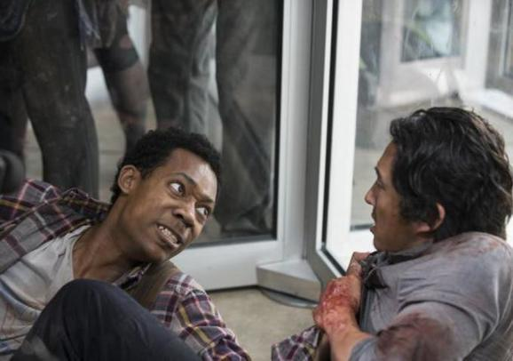 Is There a Conspiracy to Kill Off Black Male Characters on 'The Walking Dead'?