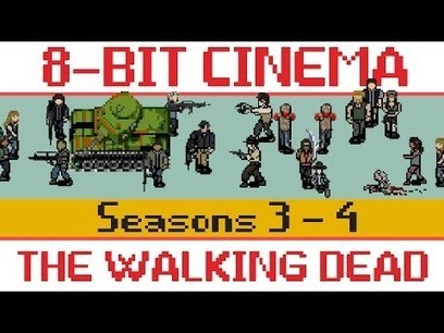 After The Finale of 'The Walking Dead', What Will You Watch? The 8-Bit Version!