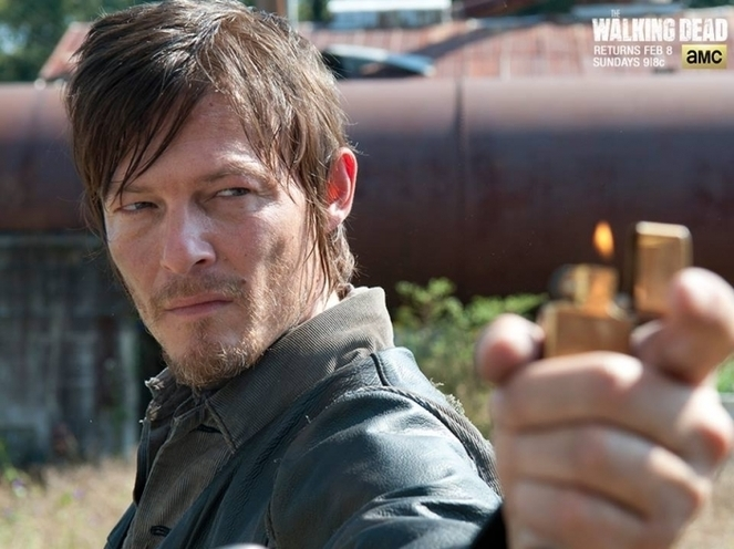 Why Does 'Walking Dead' Badass Norman Reedus Support Womens' Issues Campaigns?