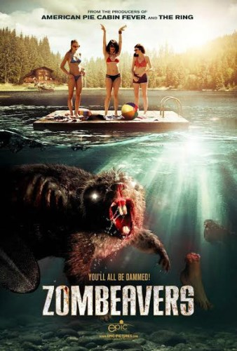 ZOMBEAVERS! (Need I say more?)