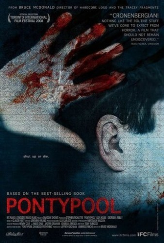 PONTYPOOL—I got it. At least I think I got it.