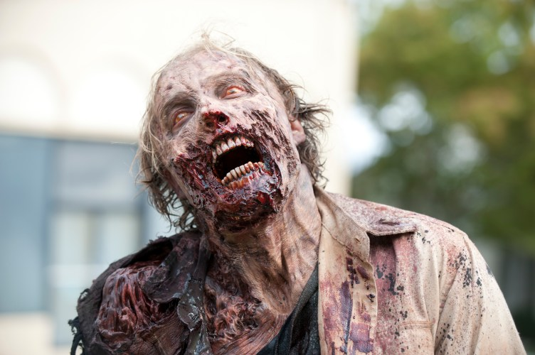 THE WALKING DEAD made him do it!