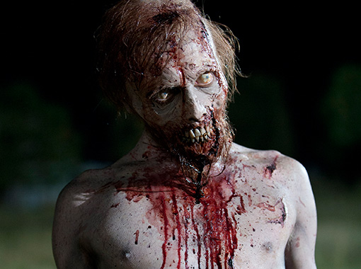 Seeing into the future of THE WALKING DEAD