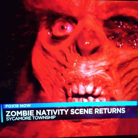 Zombies and Christmas
