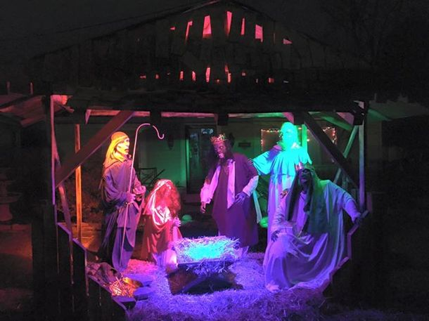 The Creators of the Zombie Nativity Speak
