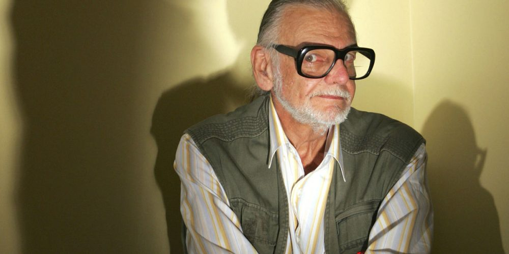 Goodbye, George Romero