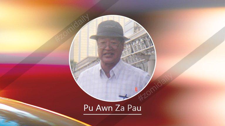 US tungcilte' theihhuai thu pawlkhat ~ Awn Za Pau