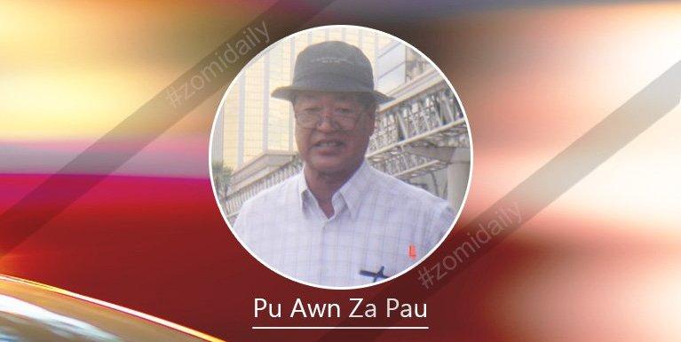 A puahphat huai tulai kammal kizangte ~ Awn Za Pau