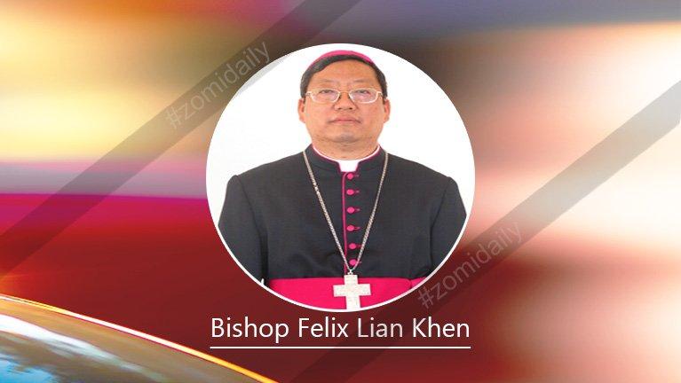 Ei Zomite' ading ngaihsut huai thukhat ~ Bishop Lian Khen