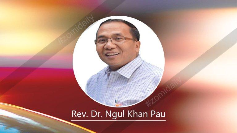 Haksatna tunga gualzawhna ~ Dr. Ngul Khan Pau