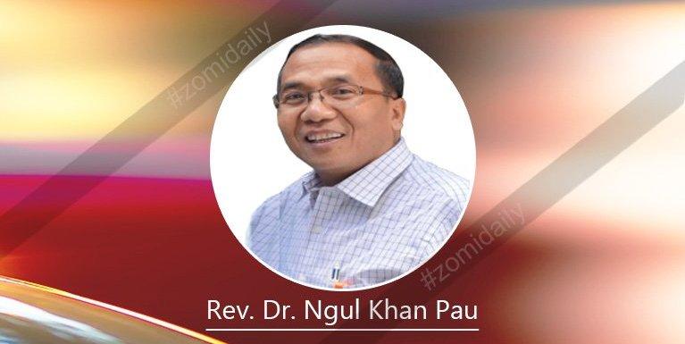 Leitung mihing nam thum ~ Dr. Ngul Khan Pau