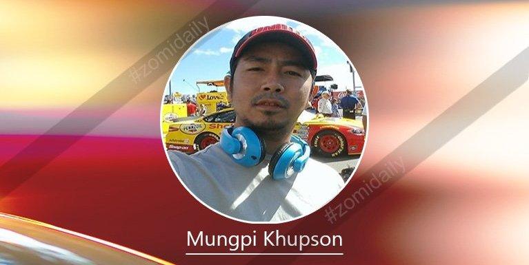 Mihaute' Hauh dan thusim (6) ~ Mungpi Khupson