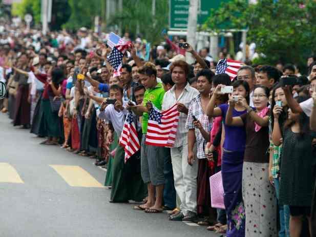 2012 kum President Obama Kawlgam ahawhlai