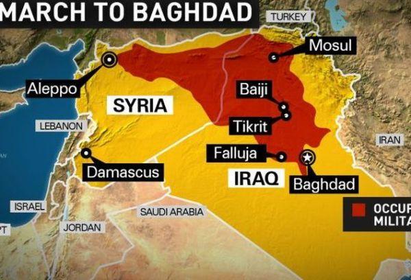 ISIS te gamtatna gamlim tawh lahna
