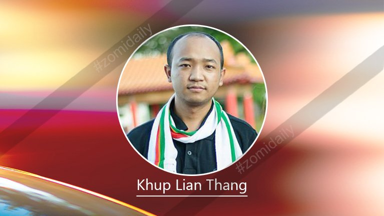 A gammang dektak Zomi te ~ Khup Lian Thang