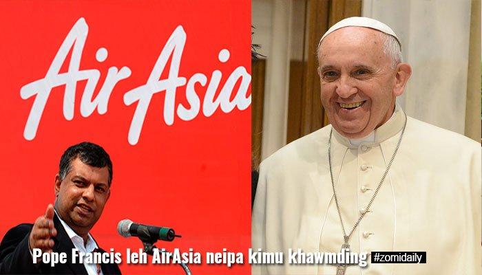 AirAsia, Tony Fernandes