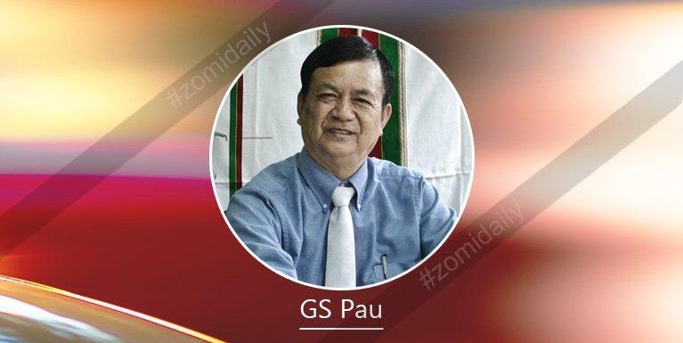 Pasian' Zia le Tong ~ GS Pau