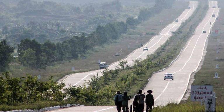Yangon – Mandalay lamzikpi tungah 2017 kumsung Accident 555 veipiang, mi 116 si