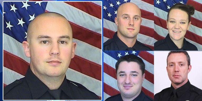 USA, Colorado Springs ah Deputy khat kikaplum, Officer 4 liam