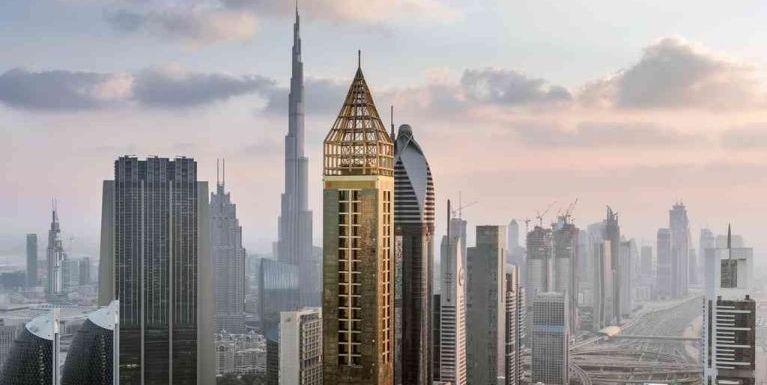 Leitung ah Hotel asangpenpen Dubai City sungah kihongthak