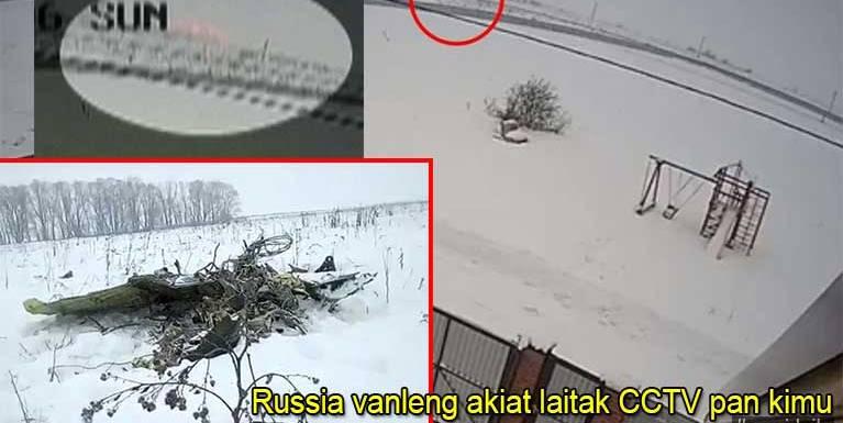 Video: Mi 71 asihlawh Russia vanleng akiat laitak CCTV pan Video Record kimu