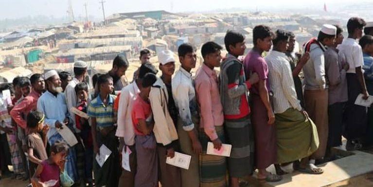 Rohingya te vaitawh kisai in Kawlgam leh Bangladesh kimuh khopna