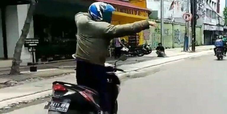 Motorcycle tuankawm in alaamlaam khat kiman, Video kithehzak