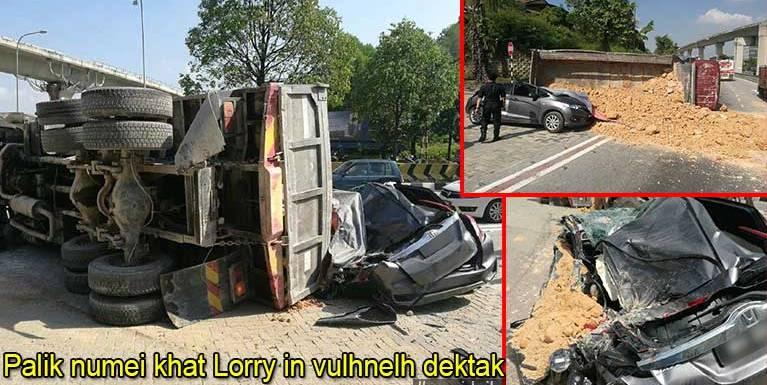 Lorry mawtawpi khatin palik numei khat denglum khadektak