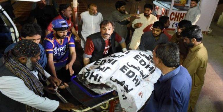 Pakistan gamsung ah Christian innkuankhat sungpanin mi 4 thautawh kikaplum