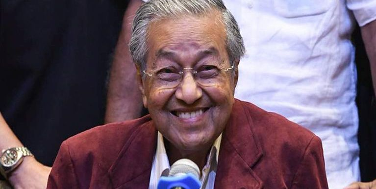 Malaysia Prime Minister thakdingin Dr. Mahathir kiciamna neitading