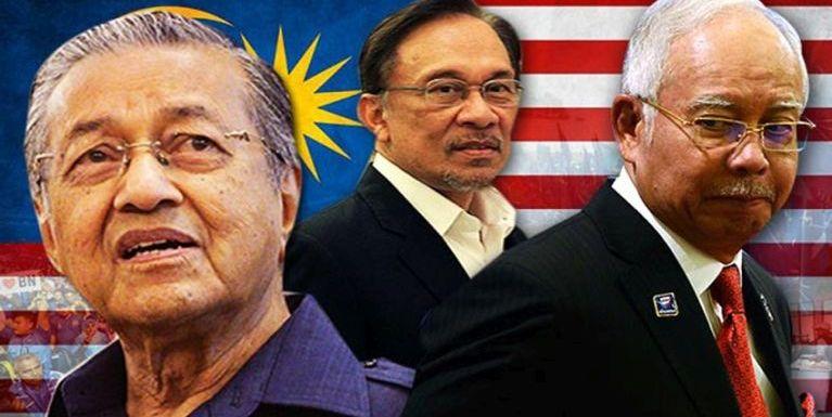 Dr. Mahathir in Malaysia Prime Minister kum 2 khawngbek kasemding ci