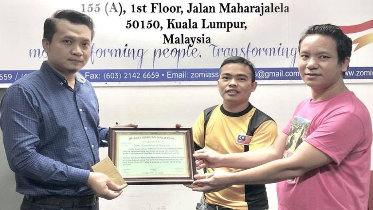ZAM Thupuak :: 30 Sep 18 (Malaysia Zomi Khuado)