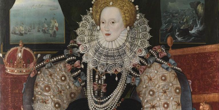 Queen Elizabeth I: (1533 – 1601)