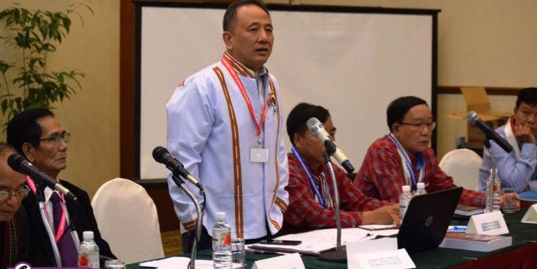 Zomi International Conference Khawmpi Thukimnate ZIC2019KL