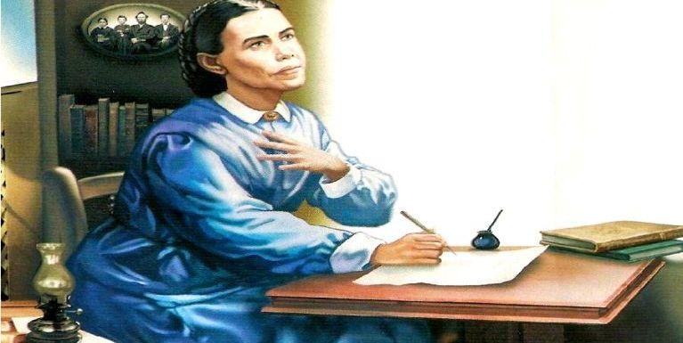 Ellen G. White Thu ~ Pr. Kham Khen Pau
