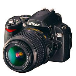 5. NIKON D60