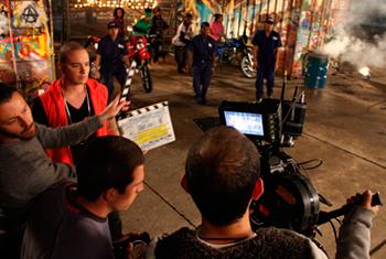 Producción Ejecutiva para Cine y TV